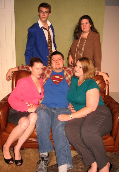 Laci Neal, Demian Ryder, Jessica Gall, Tyler Moskell, and Polly Hidalgo