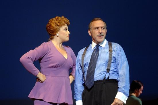 Sally Wilfert and Stephen Berger
