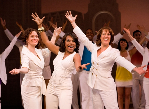 Barbara Walsh as Brenda, Sheryl Lee Ralph as Elyse and Karen Ziemba as Annie in the w Photo