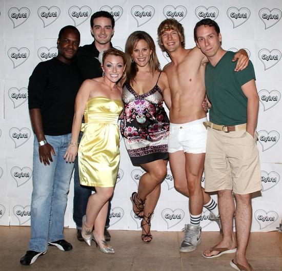 JamaAl Wilson, Eric Rubbe, Jenna Coker-Jones, Kristy Cates, Ben Knox and Steven Strafford