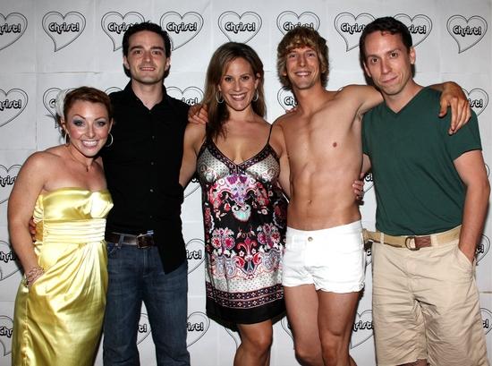 Jenna Coker-Jones, Eric Rubbe, Kristy Cates, Ben Knox and Steven Strafford