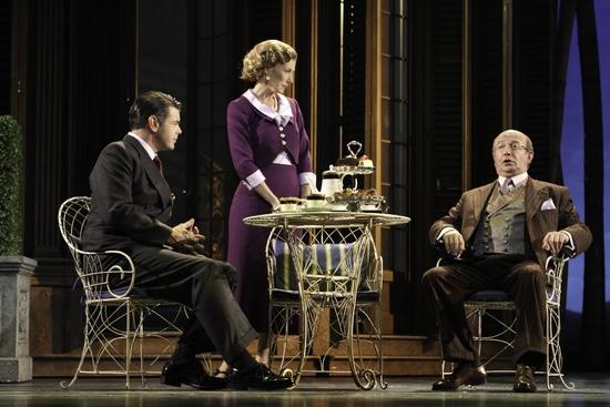 Burke Moses, Blythe Wilson, and Keith Dinicol