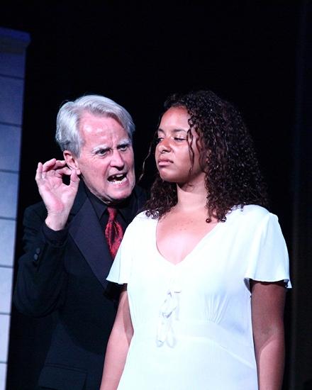 John Taylor and Katya Collazo