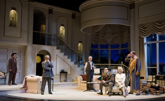 Photo Flash: Shaw Festival Presents BORN YESTERDAY, MOON FOR THE MISBEGOTTEN, & SUNDAY IN THE PARK