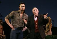 Cheyenne Jackson To Reprise His Encores! Role Of 'Woody' In FINIAN'S RAINBOW  On Broadway