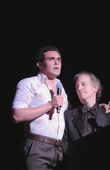 Andrew Chappelle and Scott Siegel