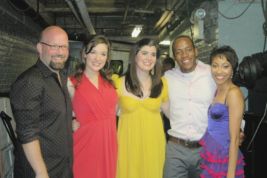 Scott Coulter, Caitlyn Caughell, Jordan Person, Gregory L. Williams, and Allison Semmes