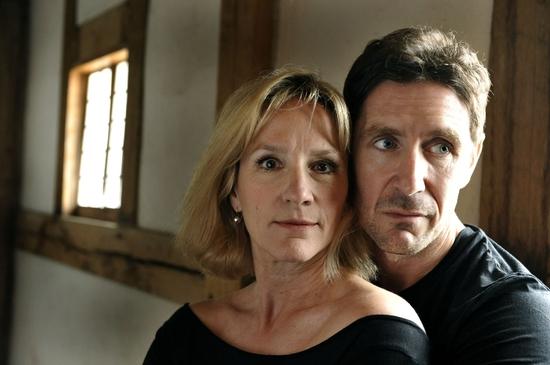 Penny Downie and Paul McGann Photo