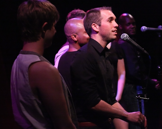 Photo Coverage: 'This Preview is RATED RSO' At The Public Theatre