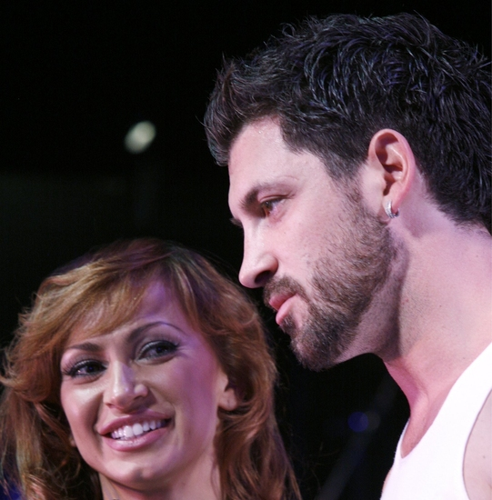 Photo Coverage: BURN THE FLOOR Preview at the Longacre Theatre - 'Maks & Karina' Meet The Press