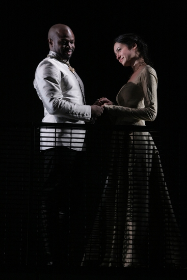 Sean Patrick Thomas and Elisabeth Waterston