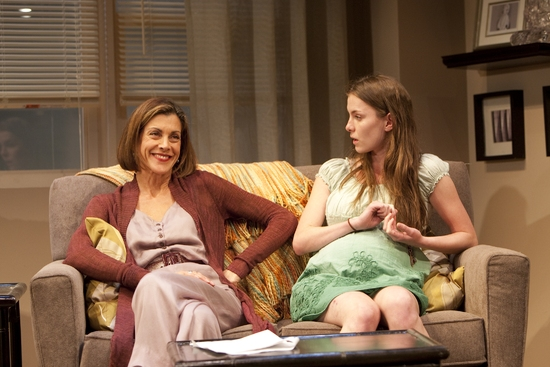 Wendie Malick and Betty Gilpin