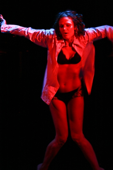 Brooke Wendle at EROTIC BROADWAY at the Triad 7/20 - Performance