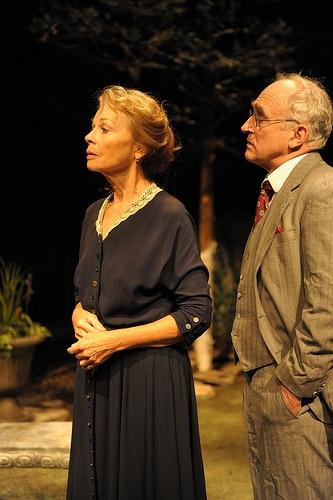 Maureen Anderman and Jeffrey DeMunn