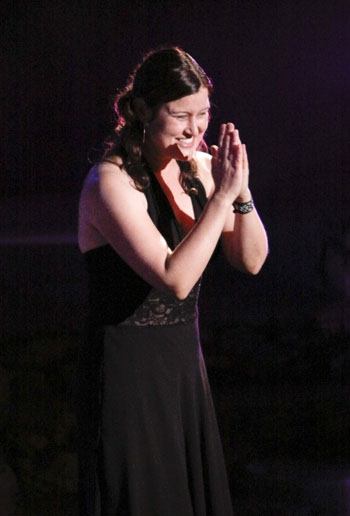 Photo Coverage: Eden Espinosa Sings 'ME' at Ford Amphitheatre