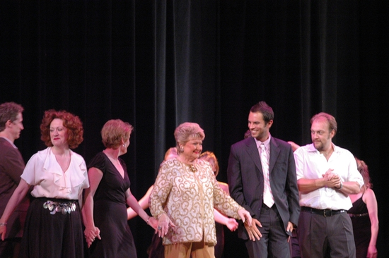Karen Murphy, Liz Callaway, Marilyn Maye, Douglas Ladnier and Alexander Gemignani