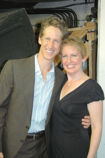 Kevin Bernard and Liz Callaway