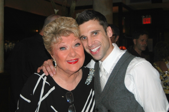 Marilyn Maye and Josh Prince