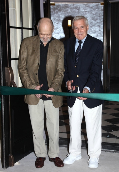 Charles Strouse and Lee Adams Photo