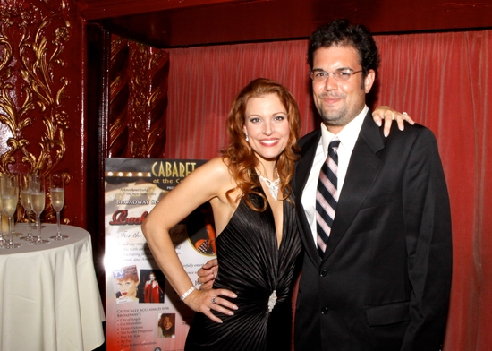 Rachel York and Joe Luckinbill