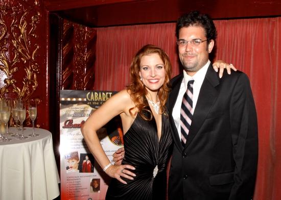 Rachel York and Joe Luckinbill