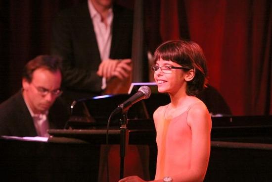 Ruby Locknar (with Tedd Firth at the piano)