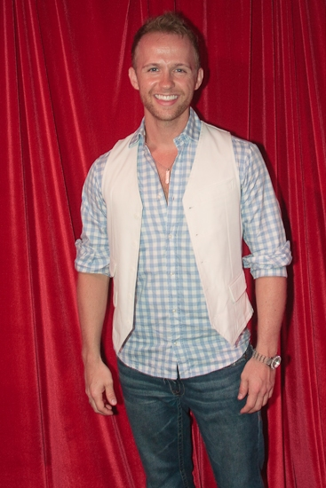 Photo Coverage: THE BOYS UPSTAIRS Sneak Peek Benefit at Soho House