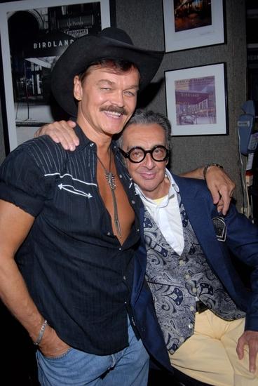 Randy Jones and Robert Richards Photo