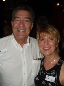 Bennett Tarleton and Kathy Tobey