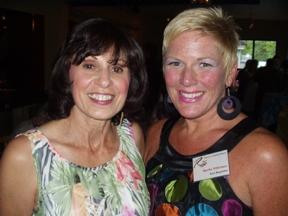Mary Rose Conlin and Martha Wilkinson