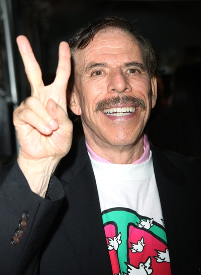 Peter Max at 'Taking Woodstock' Premiere at Landmark's Sunshine Cinema
