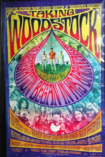 Skylar Astin at 'Taking Woodstock' Premiere at Landmark's Sunshine Cinema