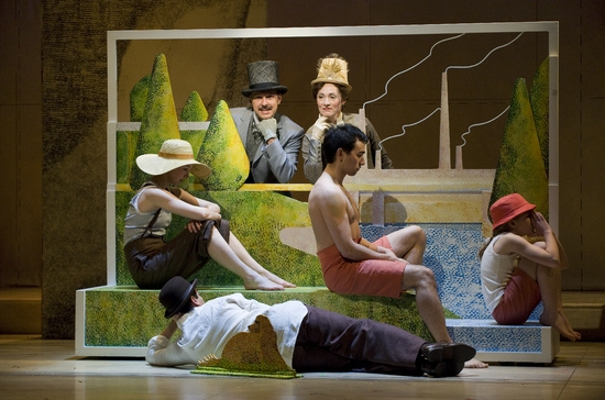 Photo Flash: SUNDAY IN THE PARK WITH GEORGE Runs At The Shaw Festival Theatre Until 11/1