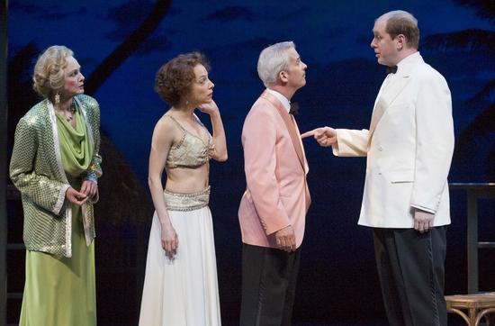 Goldie Semple, Deborah Hay, Patrick Galligan, and Thom Marriot