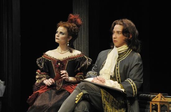 Claire Jullien and Ken James Stewart Photo