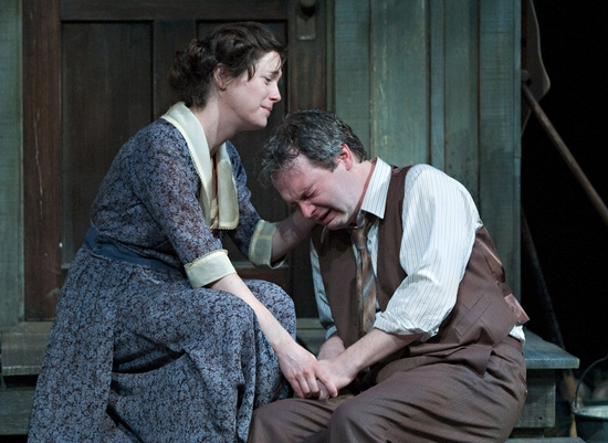 Photos: A MOON FOR THE MISBEGOTTEN Ends Its Run At The Shaw Festival Theatre 10/9