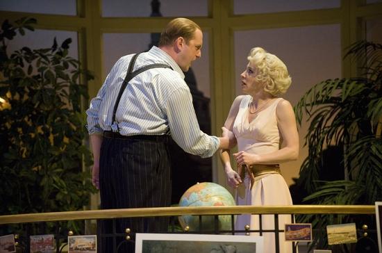 Thom Marriot and Deborah Hay
