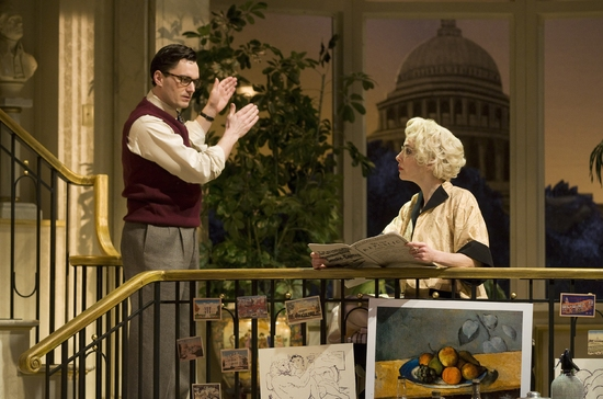 Photo Flash: BORN YESTERDAY Ends Its Engagement At The Shaw Festival Theatre On 11/1