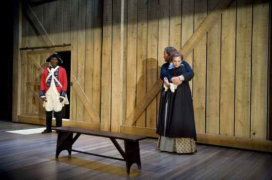 Photo Flash: THE DEVIL'S DISCIPLE's Run At The Shaw Festival Theatre Ends 10/11