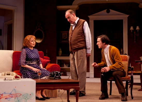 Photo Flash: Westport Country Playhouse Presents The Comedy HOW THE OTHER HALF LOVES 7/28-8/15