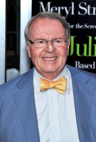 Charles Osgood   at 'Julie & Julia' Holds New York Premiere