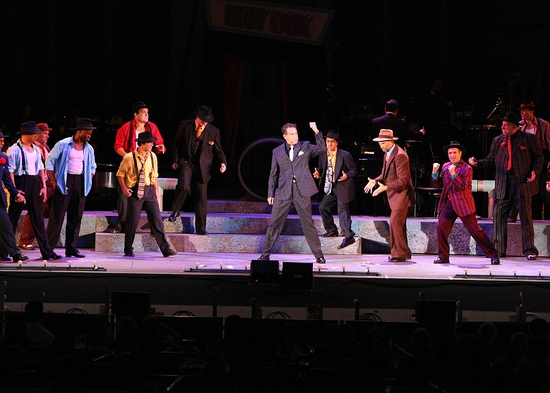 Photo Flash: 'GUYS & DOLLS In Concert ' Part 1