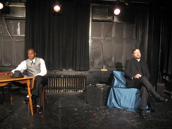 Cedric Jones & Brian Marshall