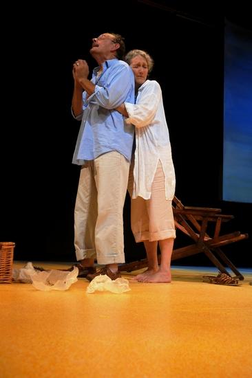 Craig Miller and Annie Houston