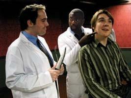 Alexander Scally, Joseph Dunn, and Adam Brooks