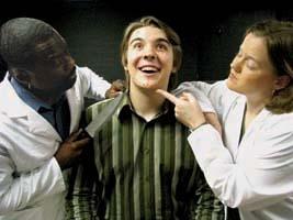 Joseph Dunn, Adam Brooks, and Joy Baldwin
