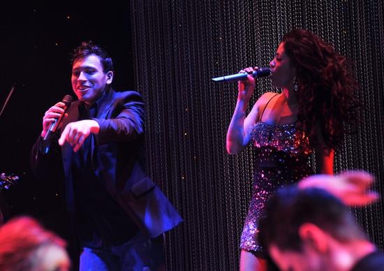 Ricky Rojas & Rebecca Tapia