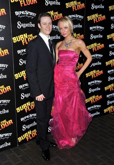 Damian Whitewood & Petra Murgatroyd