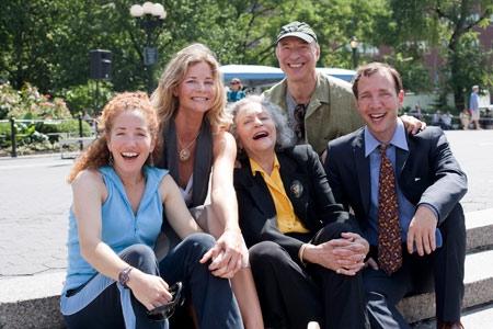 Annie Meisels, Carlina Ferrari, Anita Keal, David Singer, Levi Soche