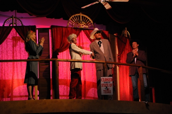 Photo Coverage: Maui OnStage THE BEST LITTLE WHOREHOUSE...